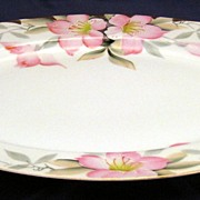 Noritake Azalea serving platter - red mark