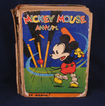 "Mickey Mouse Annual ""Out Again"" book 1933 - Dean & Sons London"