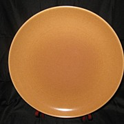 Russel Wright China Iroquois Ripe Apricot Luncheon plates - several available