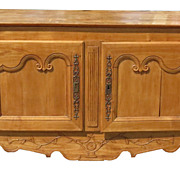 SALE Antique 18th Century French Provincial Buffet Sideboard