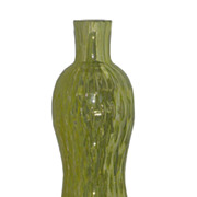 Rare 50's Fratelli Toso Italian Art Glass Bottle Vase