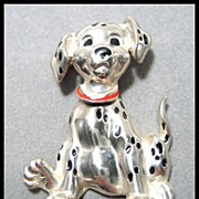 Totally Unique Disney Dalmatian Pin
