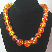 Confetti Bead Necklace