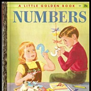 Little Golden Book of Numbers