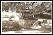 Real Photo Post Card of Old Well at The Alamo