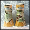 Niagara Falls Luster Shakers - Made in Czechoslovakia