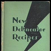 New Delineator Recipes by Ann Batchelder