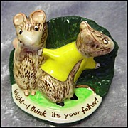 Kitty MacBride -- Guilty Sweethearts Beswick Mice Figures