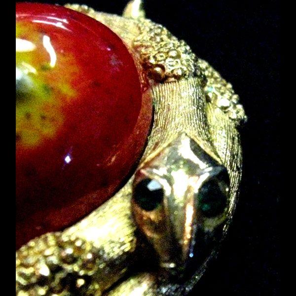 Garden of Eden Serpent & Apple Solid Perfume from antique ...