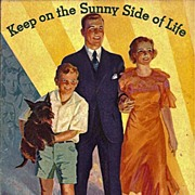 Kellogg's Keep on the Sunny Side of Life Booklet 1933