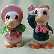 Adorable Duck Salt and Pepper Shakers