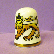 CAverswall England Thimble England