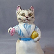 "Beatrix Potter's ""Tabitha Twitchett"" Figure by Beswick"