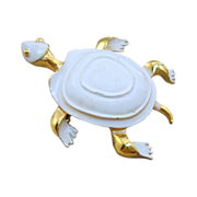 Vintage Gerry's Turtle Pin