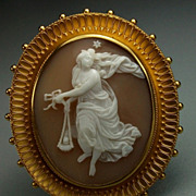 Rarest Cameo of  Vesta