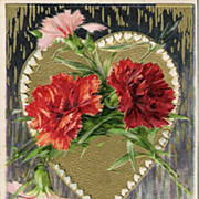 """Be My Valentine"" - Copyrighted 1910"