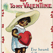 """To My Valentine"" - Ethnic Valentine"