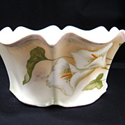Scarce R.S. Germany Bowl (1904 - 1938), Floral, Porcelain, Marked