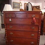 SALE Very Early Chest of Drawers