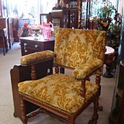 SALE Antique Arm Chair