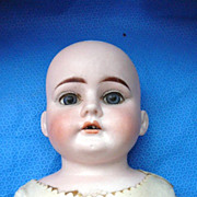 Heubach Bisque Shoulder Head Kid Body Doll