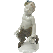 German Rosenthal Figure by Karl Himmelstof