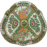 Japanese Rose Medallion Plate