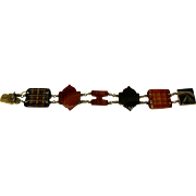 Scottish Agate Bracelet