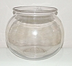 """ B. & H."" Embossed Seal or Trade Mark on bottom of Apothecary or Store Jar !"