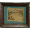 "An 1862 dated Civil War Hospital in Philadelphia ""Certificate of Appreciation"" !"