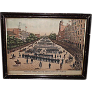 "REDUCED G.A.R. ""Parade of the Grand Army of the Republic Washington D.C. Sept.20th,1892"""