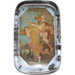 Drug Store Paperweight from Museum Collection ! Woman being Lifted by 3 Fairies.