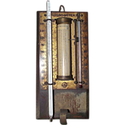 "Scientific ""Hygro-Meter"" from Phila. Thermo Co. Phila.,Pa."