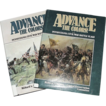 """Advance The Colors"" Pennsylvania Civil War Battle Flags Volume 1 &  2  !!!  Copyrighted 1987 and 1991."