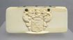 18th c. Royal Crest Ivory Tortoise Shell Snuff Box