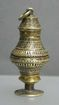 1700s Gilt Silver (Vermeil) Vinaigrette / Wax Seal