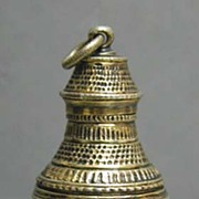 REDUCED 1700s Gilt Silver (Vermeil) Vinaigrette / Wax Seal