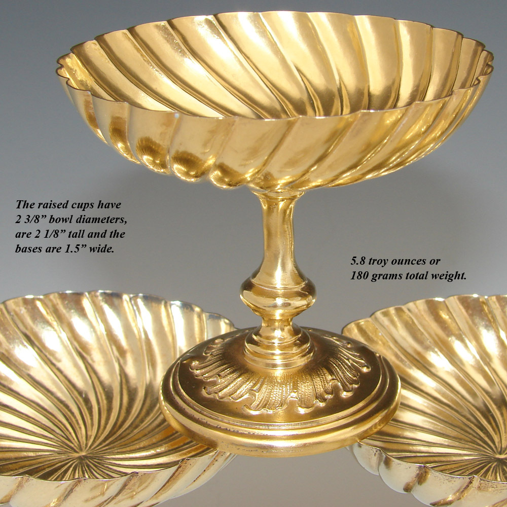 olive silver gold antique - photo #3