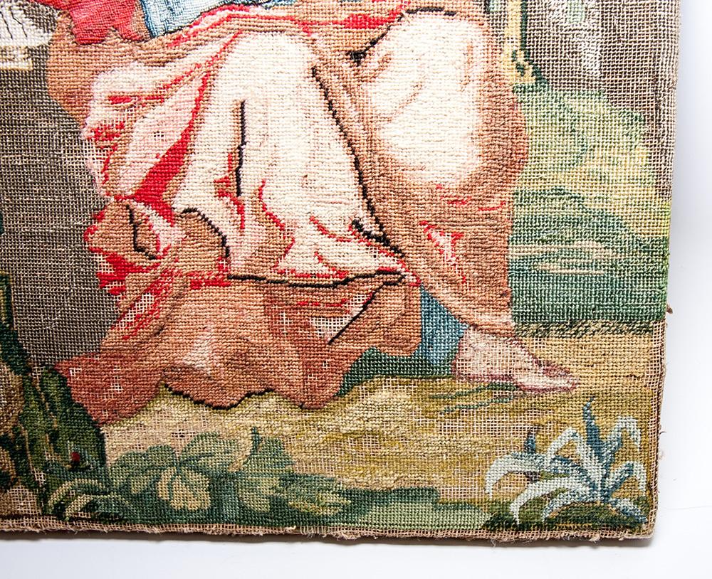 Вышивки из старинных картин 976