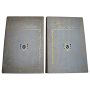 SALE Rare Edition 2 Volume Set Life of Marie Antoinette