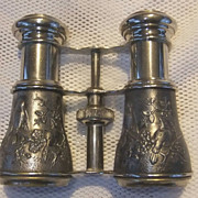 Ornate French Opera Glasses