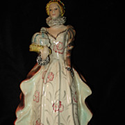 SALE English Porcelain Figurine Queen Elizabeth l