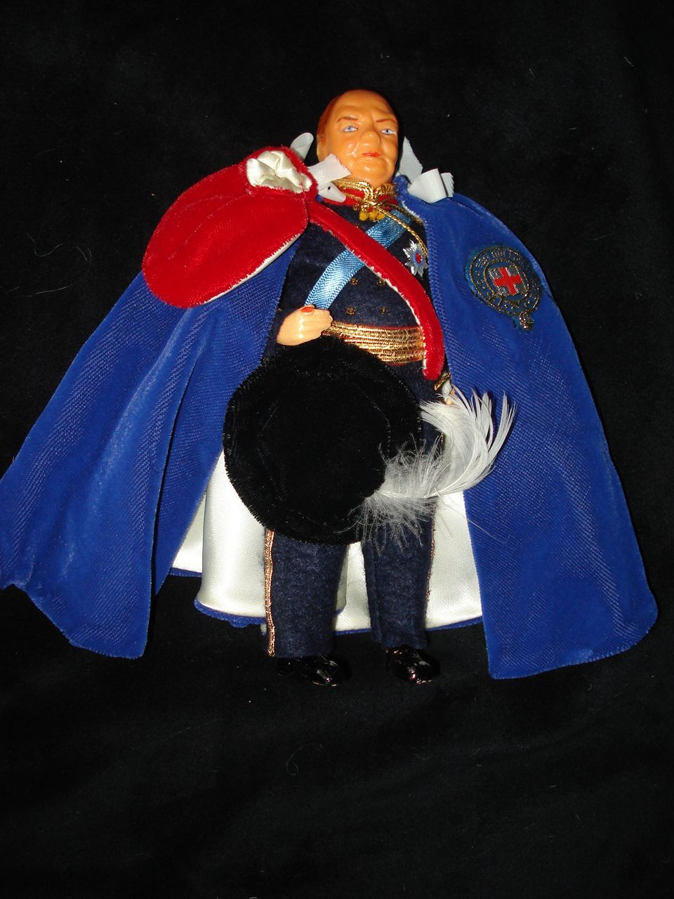 Peggy Nisbit Designer Doll Sir Winston Churchill