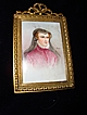 French Portrait Mary Queen Of Scots Listed Artist   Bizet