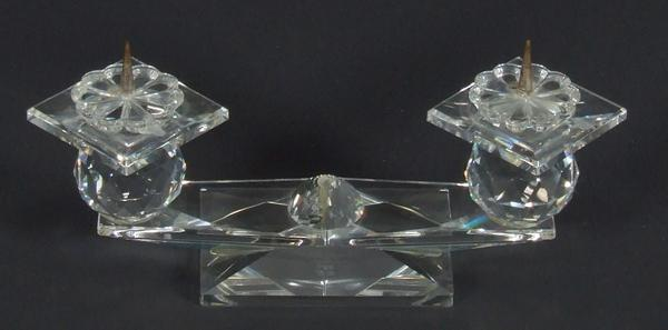 Swarovski crystal Candle Holder