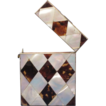 FINE Tortoiseshell & Mother of Pearl Card Case