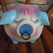 Hull Porky Pig Bank