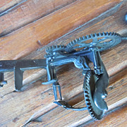Antique Goodell Co Apple Peeler