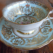 Paragon Queen Elizabeth Coronation Cup and Saucer