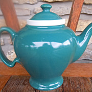 Vintage Hall McCormick Teapot with Infusor